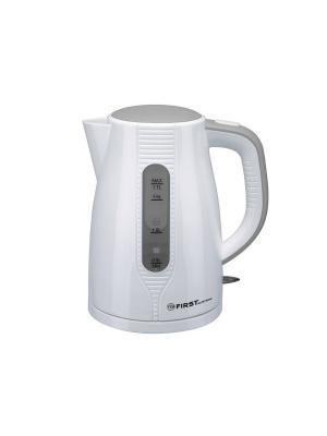 Чайник FIRST 5426-5 Емкость: 1.7 л.Мощность: 2200 Вт White/Grey. Цвет: белый