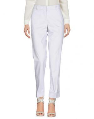 Повседневные брюки SEDUCTIVE. Цвет: светло-серый