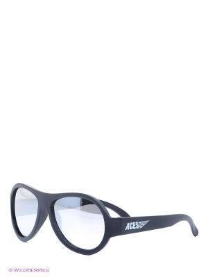 Солнцезащитные очки Babiators. Цвет: черный