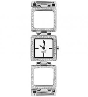 Часы с корпусом квадратной формы Moschino