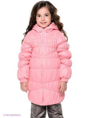 Пальто PlayToday. Цвет: розовый