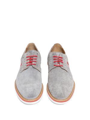 Туфли U.S. Polo Assn.. Цвет: серый