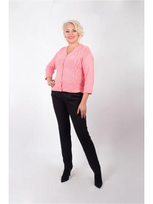 Жакет BON'A PARTE.. Цвет: розовый