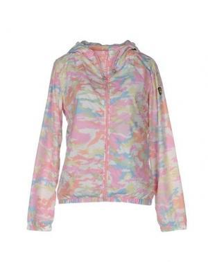 Куртка CIESSE PIUMINI. Цвет: розовый