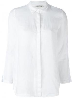 Classic shirt Stefano Mortari. Цвет: белый