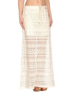 Пляжное платье LIU •JO BEACHWEAR. Цвет: бежевый
