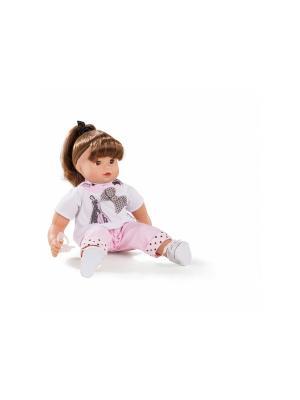 Кукла Макси Маффин, шатенка GOTZ. Цвет: розовый