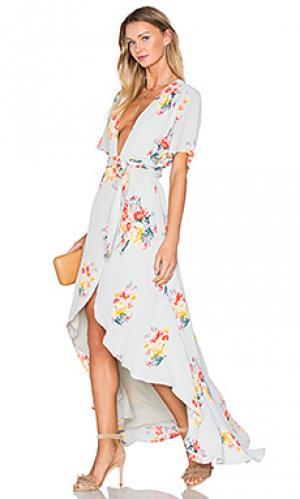 Платье krause Privacy Please. Цвет: мята