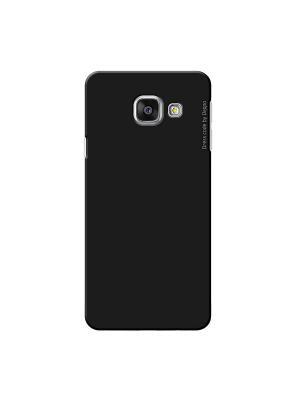 Чехол Air Case для Samsung Galaxy A3(2016), черный, Deppa(83223) Deppa. Цвет: черный