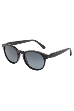 Солнцезащитные очки Brioni. Цвет: 001