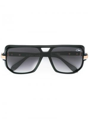 Солнцезащитные очки 627 Cazal. Цвет: чёрный