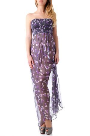 Платье Sexy Woman. Цвет: фиолетовый