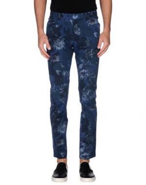 Повседневные брюки AUTHENTIC ORIGINAL VINTAGE STYLE. Цвет: грифельно-синий