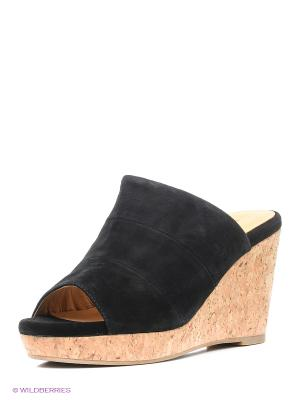 Сабо Shoe the Bear. Цвет: черный