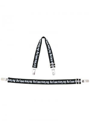 Suspenders Aries. Цвет: чёрный
