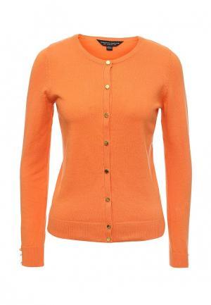 Кардиган Dorothy Perkins. Цвет: оранжевый
