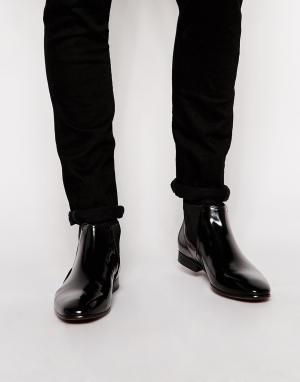 Rolando Sturlini Кожаные ботинки челси