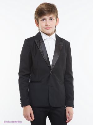 Пиджак GUESS. Цвет: черный