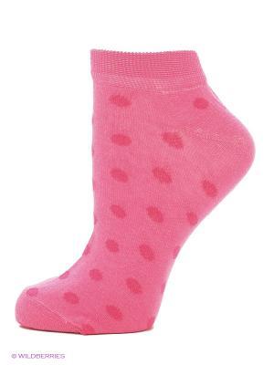 Носки Тульский трикотаж (комплект 10 пар). Цвет: розовый, салатовый
