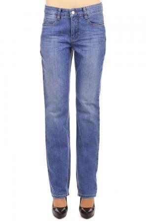 Классические джинсы MAC. Цвет: голубой