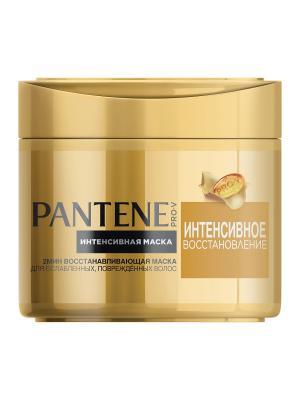 Маска PANTENE Интенсивное восстановление 300мл. Цвет: бронзовый