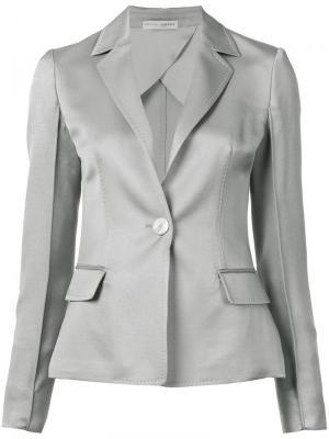 Пиджак Paulista Barbara Casasola. Цвет: серый