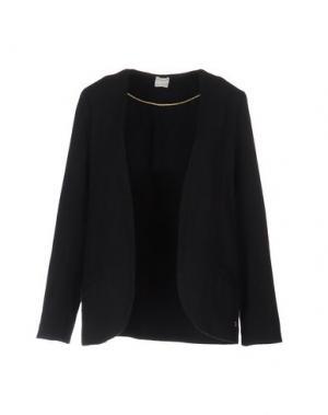 Пиджак DES PETITS HAUTS. Цвет: черный