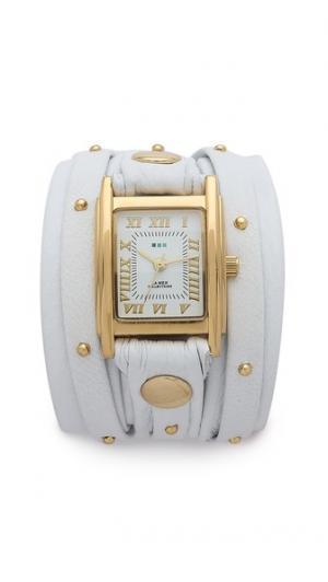 Часы-браслет с заклепками La Mer Collections