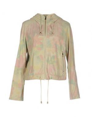 Куртка LES SOEURS. Цвет: бежевый