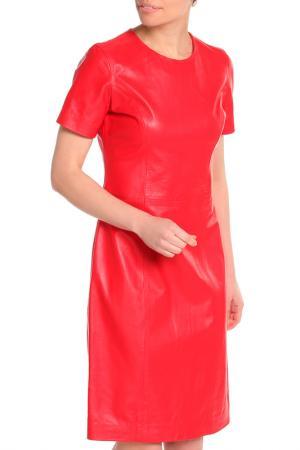 Платье Izeta Street. Цвет: красный