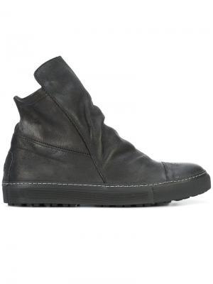 Gommabret sneakers Fiorentini +  Baker. Цвет: чёрный