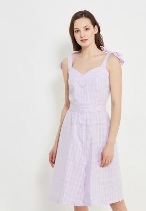 Сарафан Fashion.Love.Story. Цвет: фиолетовый