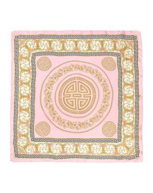 Платок MARINA D'ESTE. Цвет: розовый