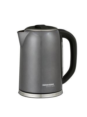 Чайник RK-M114, 2000 Вт, 1,5 л REDMOND. Цвет: серый