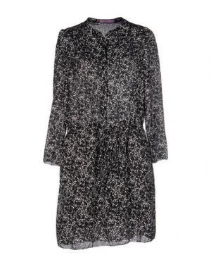 Короткое платье HOPE 1967. Цвет: черный