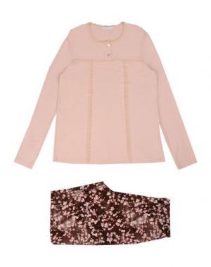 Пижама VERDISSIMA. Цвет: розовый