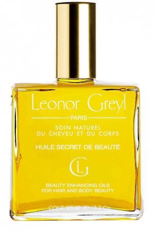 Масло для волос и тела Секрет Красоты Leonor Greyl. Цвет: бесцветный