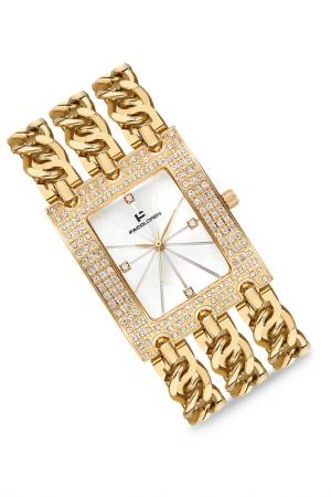Часы PACO LOREN. Цвет: золотой
