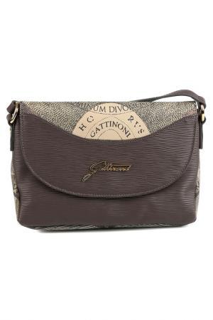 Bag Gattinoni. Цвет: brown
