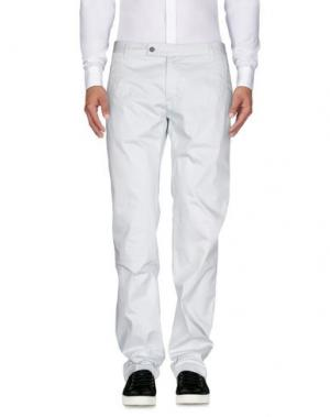 Повседневные брюки PANAMA. Цвет: небесно-голубой