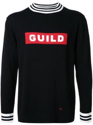 Джемпер Guild Prime. Цвет: чёрный