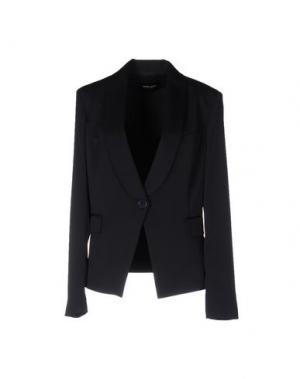 Пиджак ENTRE AMIS. Цвет: темно-синий