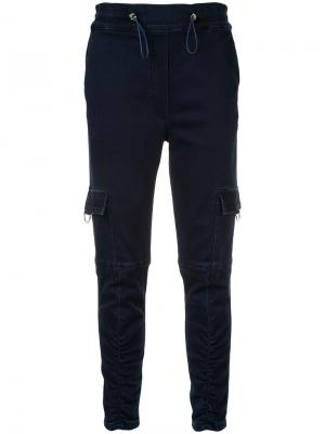 Counter Action trousers Manning Cartell. Цвет: синий