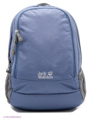Рюкзак PERFECT DAY Jack Wolfskin. Цвет: синий, белый