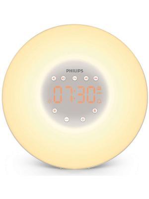 Световой будильник Philips Wake-up Light HF3505/70. Цвет: белый