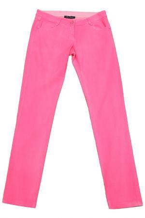 Джинсы Miss Blumarine. Цвет: розовый