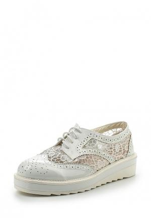 Ботинки Sweet Shoes. Цвет: белый