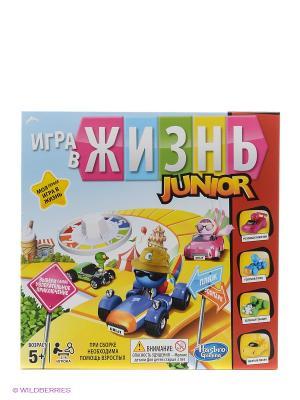 Моя первая Игра в жизнь OTHER GAMES Hasbro. Цвет: желтый