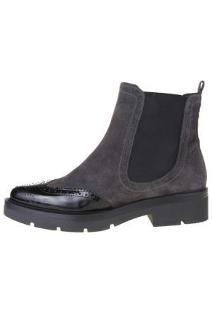 Ботинки Sienna. Цвет: black, grey