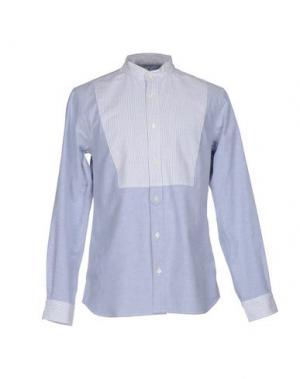 Pубашка TS(S). Цвет: синий